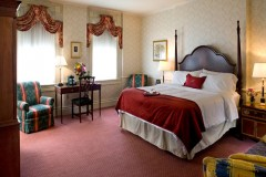 3 night General Morgan Inn Greenville, TN