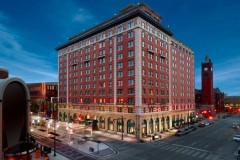 3 night Omni Severin Indianapolis