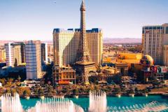 3 night Paris Hotel & Casino- Xfinity & Monster Energy Cup