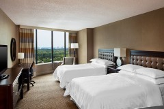 3 night Greensboro Marriott Hotel