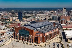 Lucas Oil Stadium Host of the 2021 Final Four
