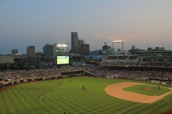 College World Series Omaha Nebraska