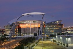 Nov 23: Chargers at Cowboys - 2 night Hilton Arlington