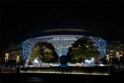Nov 5: Chiefs at Cowboys - 1 night Marriott