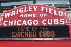 April 14 Braves at Cubs