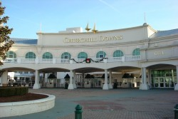 Churchill Downs Home of the Kentucky Derby