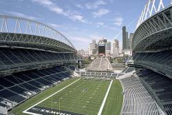 Seattle Seahawks Football Field