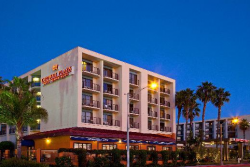 Game Only - 3 night Crowne Plaza Redondo Beach