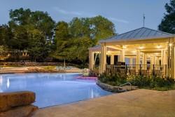 Outdoor Pool at Sheraton Arlington