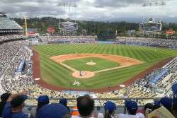 Dodgers Stadium Los Angeles