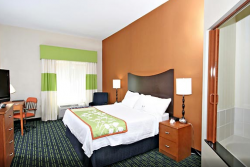 3 night Fairfield Suites Wytheville, VA