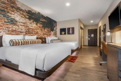 College World Series Hotel Room