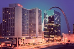 4 night Hilton St. Louis