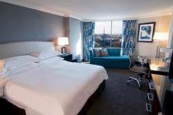 Hilton Arlington King Room