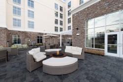 Homewood Suites Concord Outdoor Area