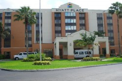 2 night Hyatt Place Miami Airport