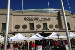 Soldier Field Entrance