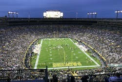 Lambeau Field Green Bay Packers Game