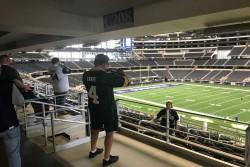 AT&T Stadium Private Tour