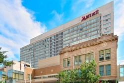 2 night Marriott Downtown Louisville