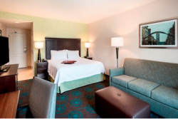 3 night Embassy Suites Newark