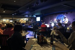 Evening at Buddy Guy's Legends in Downtown Chicago