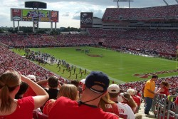 Tampa Bay Buccaneers Football Game