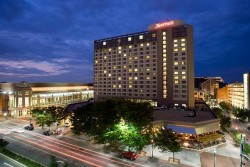 3 night Richmond Marriott Downtown 2021