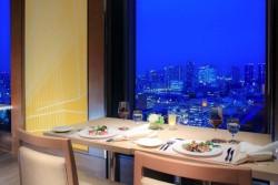 6 night Royal Park Shiodome Hotel