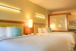 3 night SpringHill Suites Scranton