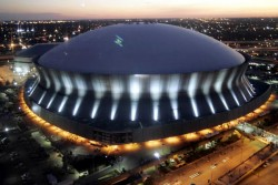 Mercedes-Benz Superdome in New Orlearns