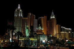 3 night New York New York Casino - NASCAR Cup