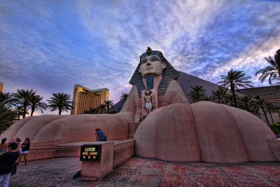 3 night Luxor - NASCAR Cup Only