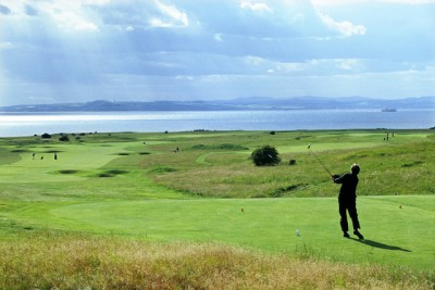 7 night: British Open and Tee Times