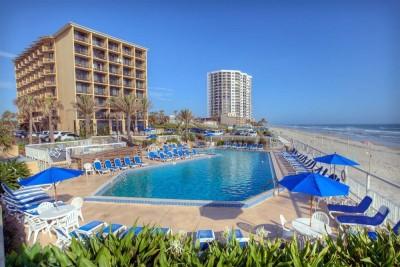 3 night Delta Marriott Daytona Beach Oceanfront