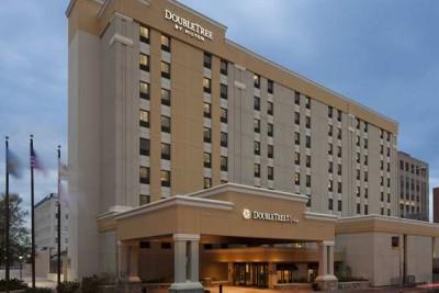 3 night Doubletree Hotel Wilmington