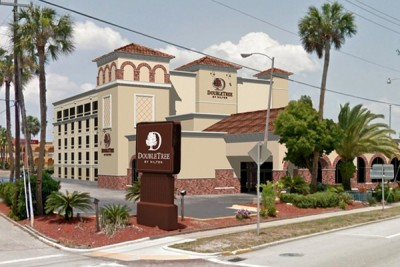 3 night DoubleTree St. Augustine Beach