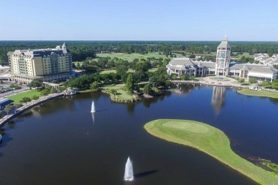 Lodging at the World Golf Village during the Players Championship