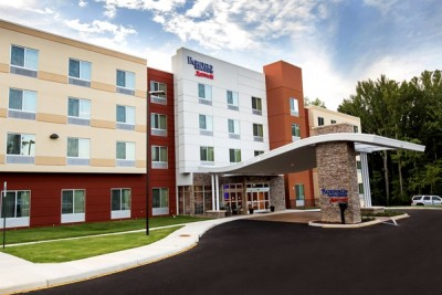 3 night Fairfield Inn and Suites Richmond Midlothian
