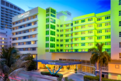 3 night Four Points Miami Oceanfront