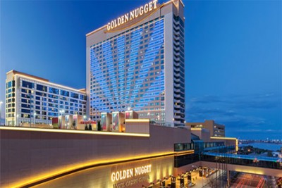 2 night Golden Nugget Hotel & Casino - Monster Energy Cup Only