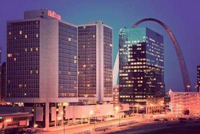 4 night Hilton St. Louis