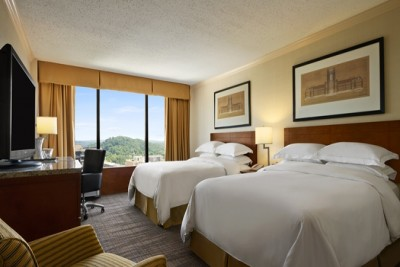 3 night Hilton Knoxville Downtown, TN