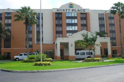2 night Hyatt Place Miami Airport