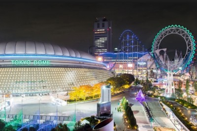 6 night Hotel Tokyo Dome