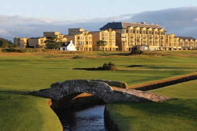 3 night Old Course Hotel