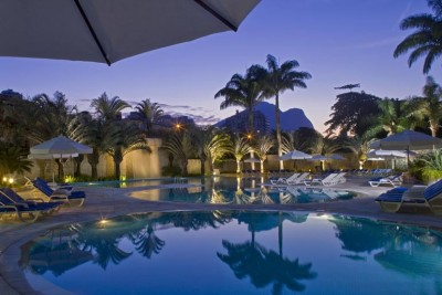 4 night Sheraton Barra - August 9-13