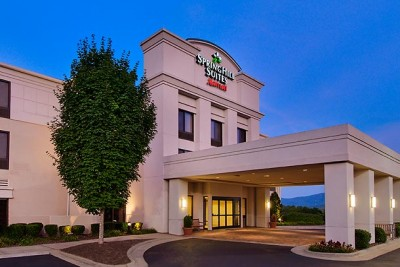 2 night Marriott SpringHill Suites- Asheville