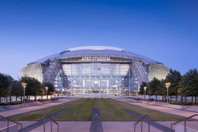 AT&T Stadium Exterior