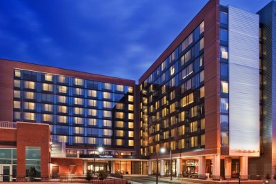 3 night Sheraton Birmingham Hotel - VIP Package